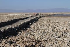 Salar de Atacama Foto de Stock Royalty Free