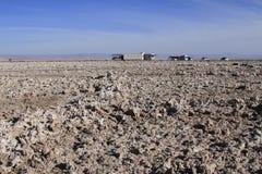 Salar de Atacama Fotografia de Stock Royalty Free