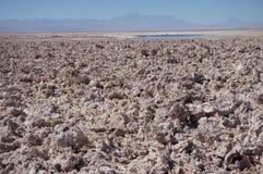 Salar de Atacama, Chile Stockbild