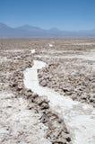 Salar de Atacama, Chili Images libres de droits