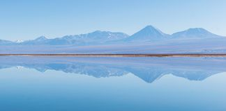 Salar de Atacama royalty free stock photography