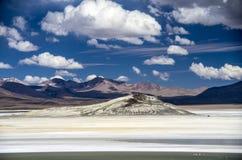 Salar de Surire, Chile Stock Image