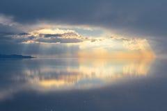 Salar de Uyuni öken, Bolivia Royaltyfri Bild