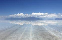 Salar de Uyuni Royalty Free Stock Photography