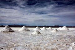 Salar de Uyuni foto de stock