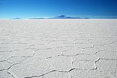 Salar de Uyuni Photo stock