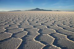 Salar de Uyuni Royalty Free Stock Photo