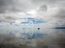 Salar de Uyuni Lizenzfreie Stockfotos