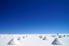 Salar de Uyuni Images stock