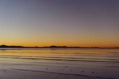 Salar de Uyuni Lizenzfreies Stockbild
