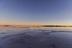 Salar de Uyuni imagen de archivo libre de regalías
