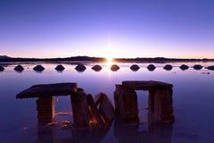 Salar de Uyuni Fotos de archivo