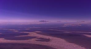 Salar de Uyuni Fotografía de archivo libre de regalías