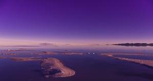 Salar de Uyuni Fotografie Stock Libere da Diritti