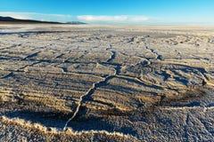 Salar de Uyuni Photo stock