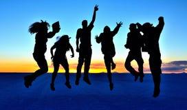 Salar DE Uyuni Royalty-vrije Stock Afbeelding