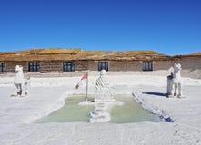 Salar de Uyuni imágenes de archivo libres de regalías