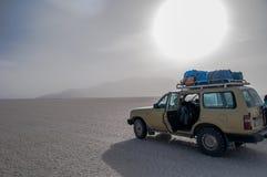 Salar de Uyuni Fotos de archivo libres de regalías