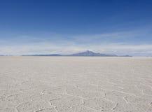 Salar de Uyuni - appartements de sel - Uyuni, Bolivie Photographie stock libre de droits
