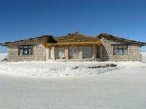 Salar de Uyuni, Bolívia. imagem de stock royalty free
