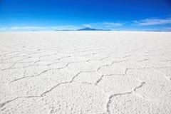Salar DE Uyuni, Bolivië Royalty-vrije Stock Fotografie