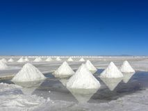 Salar de Uyuni, Bolivia. Stock Photos