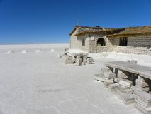 Salar de Uyuni, Bolivia. Fotografie Stock