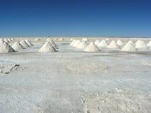 Salar de Uyuni, Bolivia. Immagine Stock