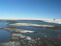 Salar de Uyuni, Bolivia. Immagini Stock Libere da Diritti