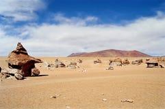 Salar de Uyuni, Bolivia Royalty Free Stock Photo