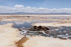 Salar de Uyuni - Bolivia Stock Images