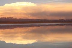 Salar de Uyuni, Bolivia Stock Photo