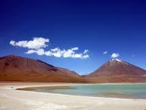 Salar de Uyuni Bolivia Royaltyfri Foto