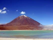 Salar de Uyuni Bolivia Royaltyfri Fotografi