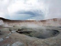 Salar de Uyuni Bolivia Fotografering för Bildbyråer