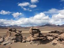 Salar de Uyuni Bolivia Stockfoto