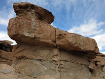 Salar de Uyuni Bolivia Fotografía de archivo
