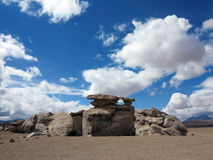 Salar de Uyuni Bolivia Lizenzfreie Stockfotografie