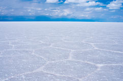 Salar de Uyuni ,  Bolivia Stock Photography