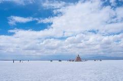Salar de Uyuni ,  Bolivia Royalty Free Stock Image