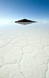 Salar de Uyuni in Bolivia Royalty Free Stock Photography