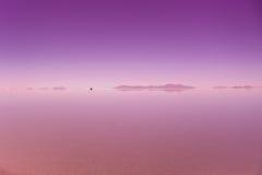 Salar de Uyuni Royalty Free Stock Photo