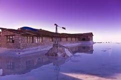 Salar de Uyuni Stock Image