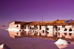Salar de Uyuni Stock Photography