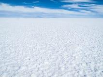 Salar de Uyuni in Bolivia Stock Image