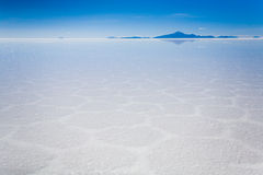 Salar de Uyuni, Bolivie Photos stock