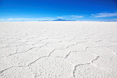 Salar de Uyuni, Bolivie Photographie stock libre de droits