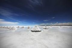 Salar De Uyuni Boliwia Fotografia Royalty Free