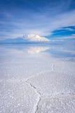 Salar de Uyuni desert, Bolivia Royalty Free Stock Image