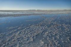 Salar de Uyuni near Colchani. It is the largest salt flat in the World UNESCO World Heritage Site - Altiplano, Bolivia royalty free stock photo